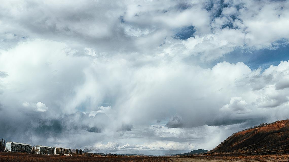 Золотая Долина, Приморский край, фото - зима 2019 года. В Золотой очень красивые пейзажи, на снимке - один из них)