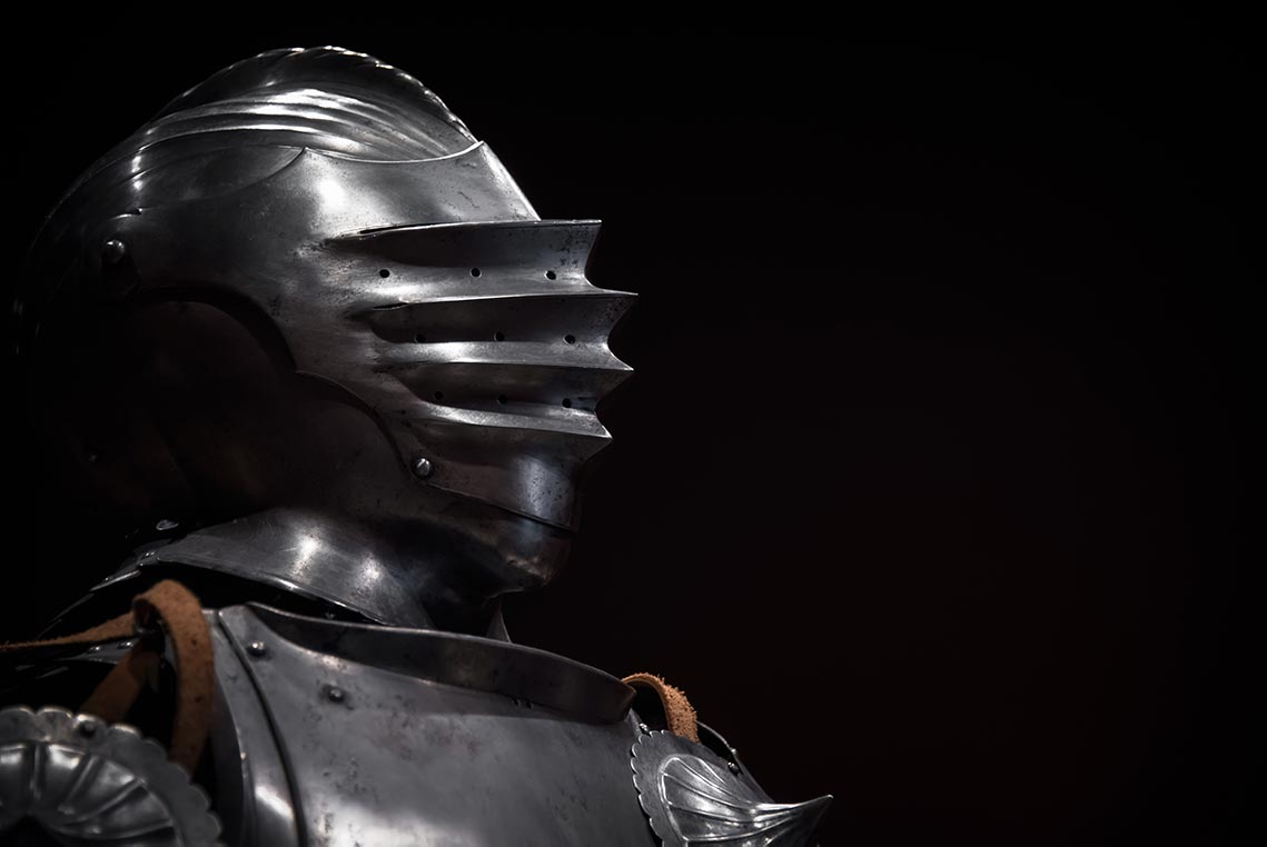 "Прототип шлема для создания арта ""Overlord Star Knight"" от Tengyart"