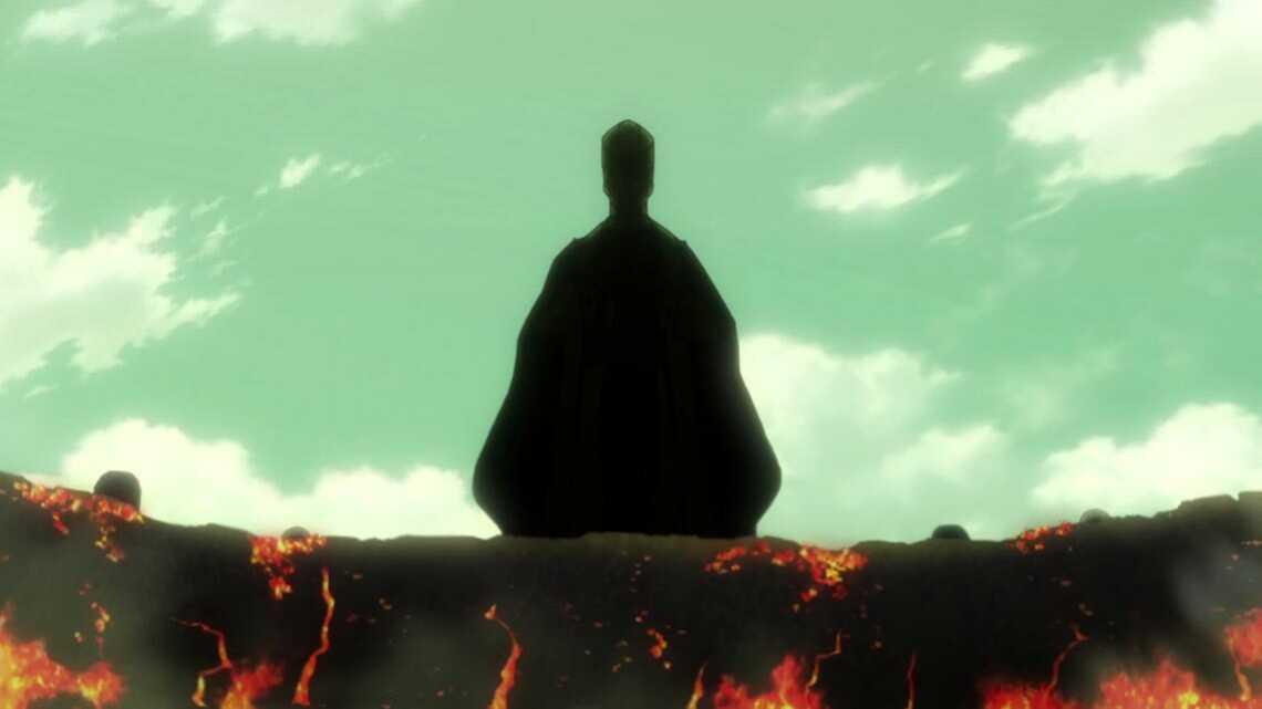 """Архиепископ показывает истинное лицо в 18 серии аниме """"Восхождение героя щита"""""""
