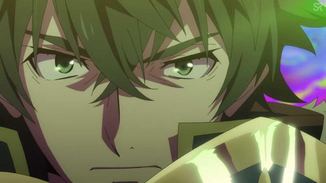 Решимость Наофуми - выложить козыри, обмануть противника и победить