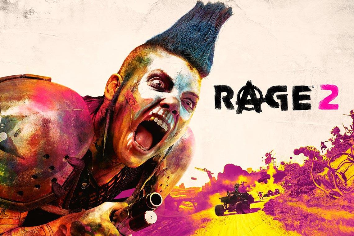 Самые смешные и странные баги и проколы Rage 2 (видео)