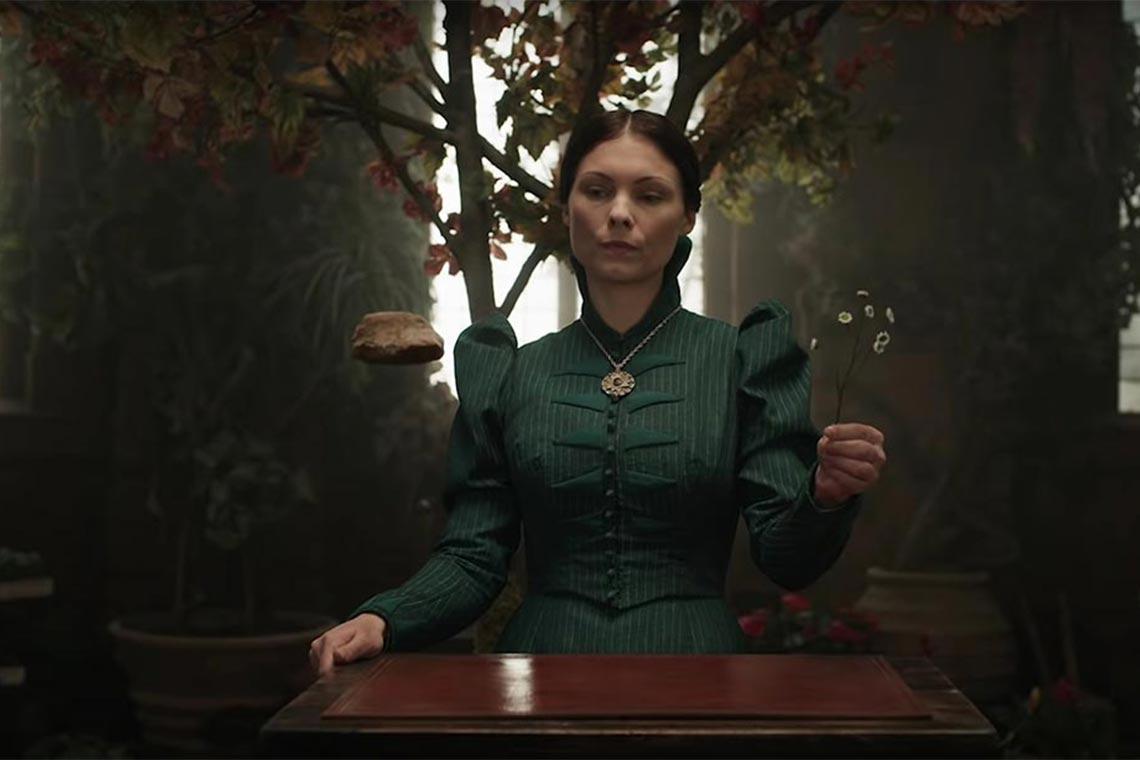 Сцена из тизера сериала The Witcher от Netflix
