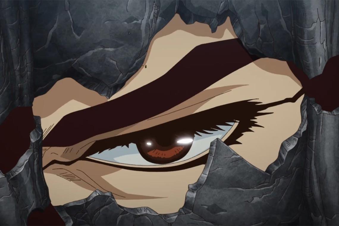 Пробуждение Шишио, аниме Dr. Stone (Доктор Стоун)