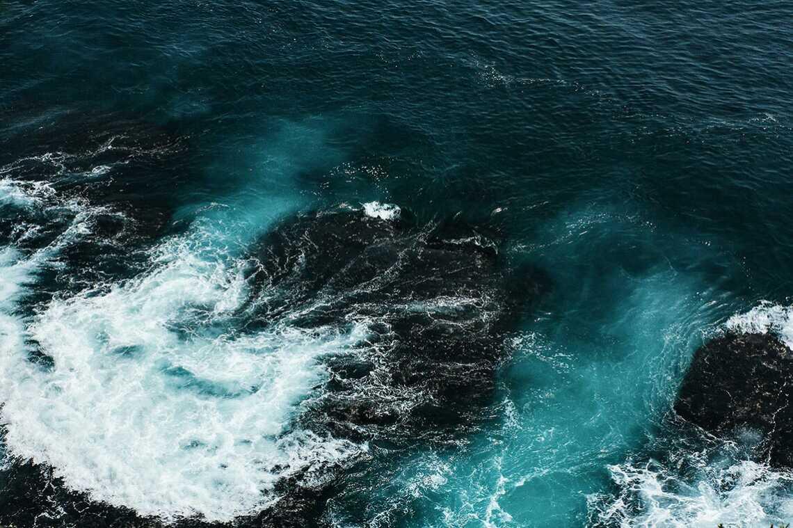 Усталость лечится морем и красивыми фотографиями с океаном | Canon 450D