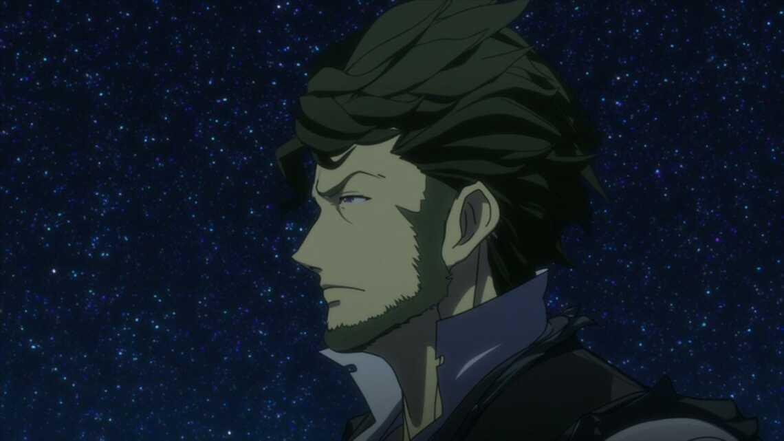 Динго из аниме Rakuen Tsuihou: Expelled from Paradise (Изгнанные из рая)