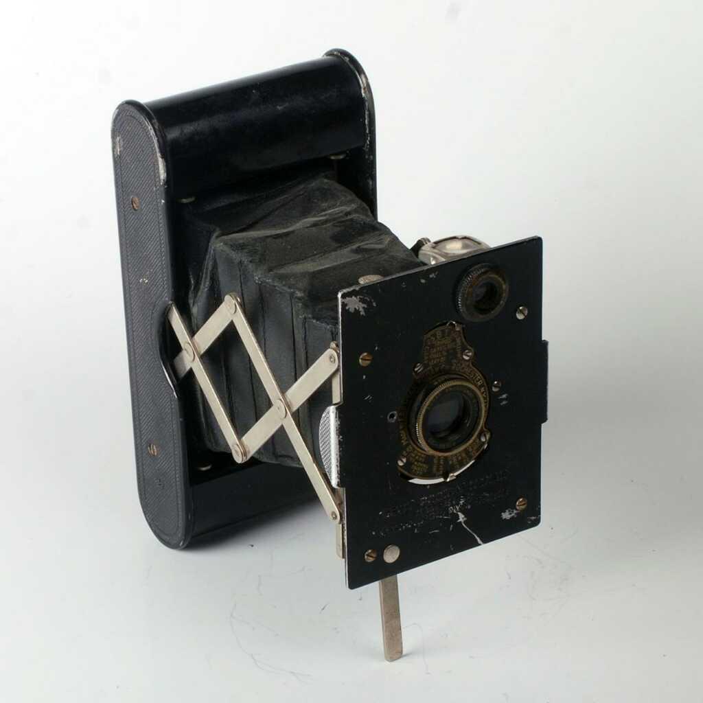 Vest Pocket Autographic Kodak - пример фото HD