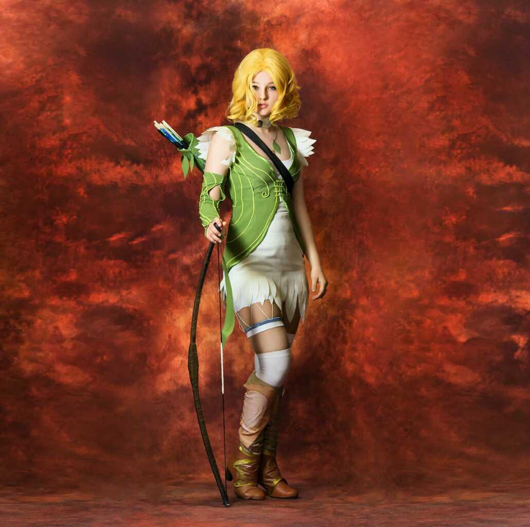 Black Desert cosplay photoshoot г. Владивосток, фестиваль Animate It. Фотограф Олег Мороз (Tengyart).