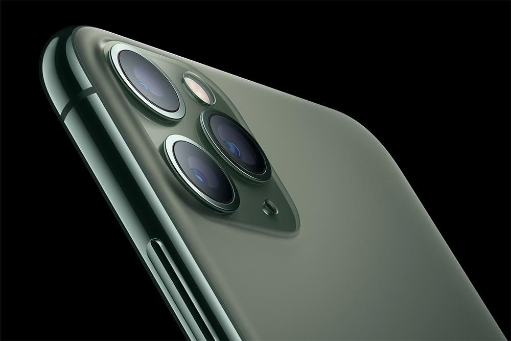 Apple iPhone 11 Pro - внешний вид смартфона