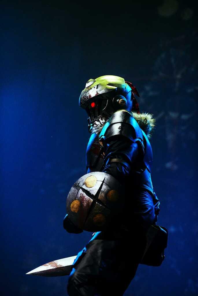 Goblin Slayer cosplay, фестиваль Dream Zone 2019