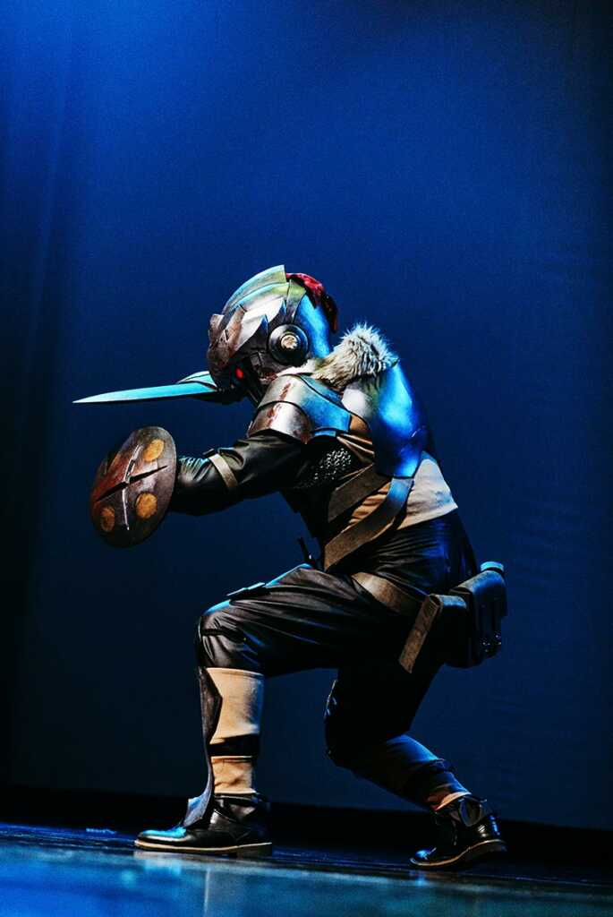 goblin slayer cosplay, dream zone 2019