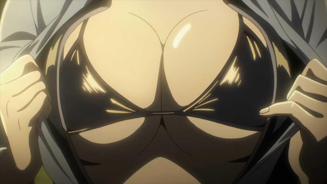 "Pepper boobs anime no guns life | грудь Пеппер аниме ""Жизнь без оружия"""