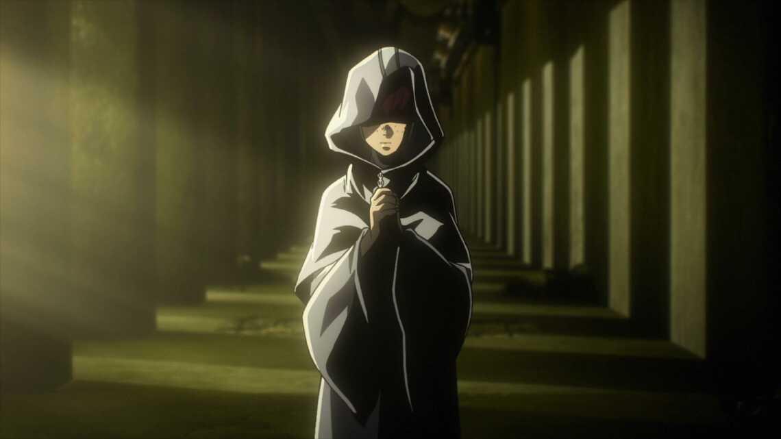 """Pepper в образе монашки, 1 серия аниме """"Жизнь без оружия"""""""