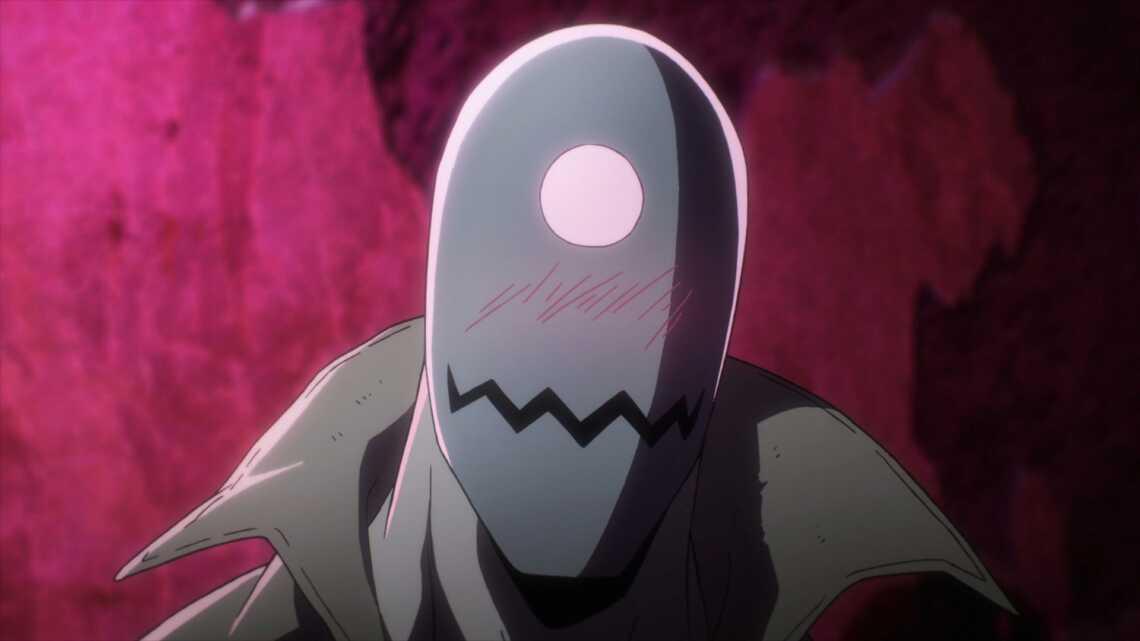 """Джузо Инуи в стадии крайнего умиления, 1 серия аниме """"Жизнь без оружия"""""""