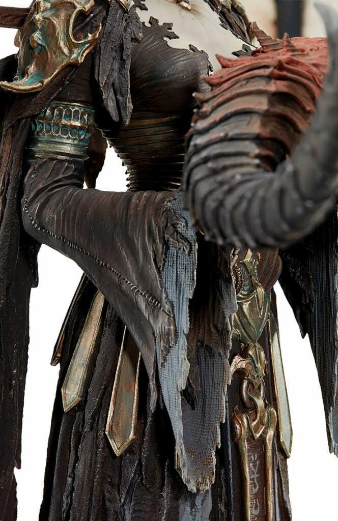 crop 4k photo Lilith Diablo 4 Premium Statue | Lilith figure best qulity photo save free