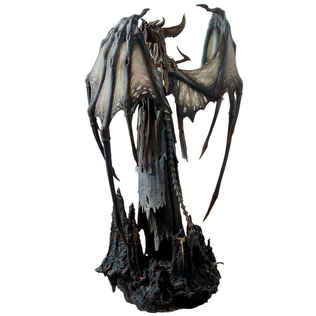 Lilith Diablo 4 -вид сбоку Premium Statue от Blizzard