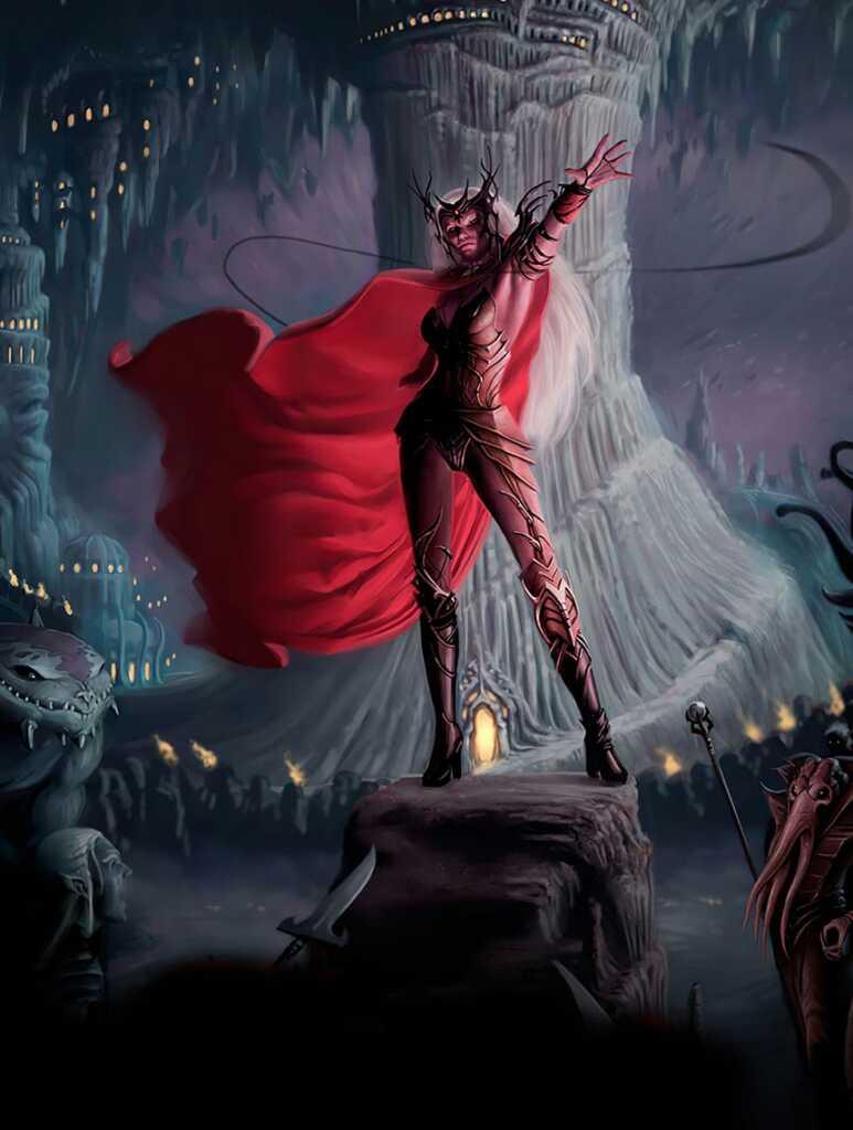 Neverwinter Nights hordes of underdark wallpaper 1140 pix + 4K