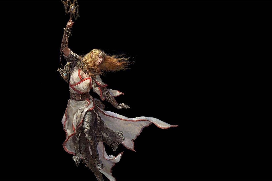 Neverwinter Nights: 6 картинок в формате 1140pix + 4K | арты по олдскульным играм