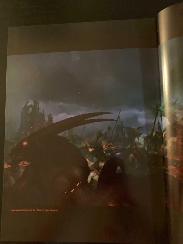 The Art of Diablo, утечки из книги по игре Diablo 4