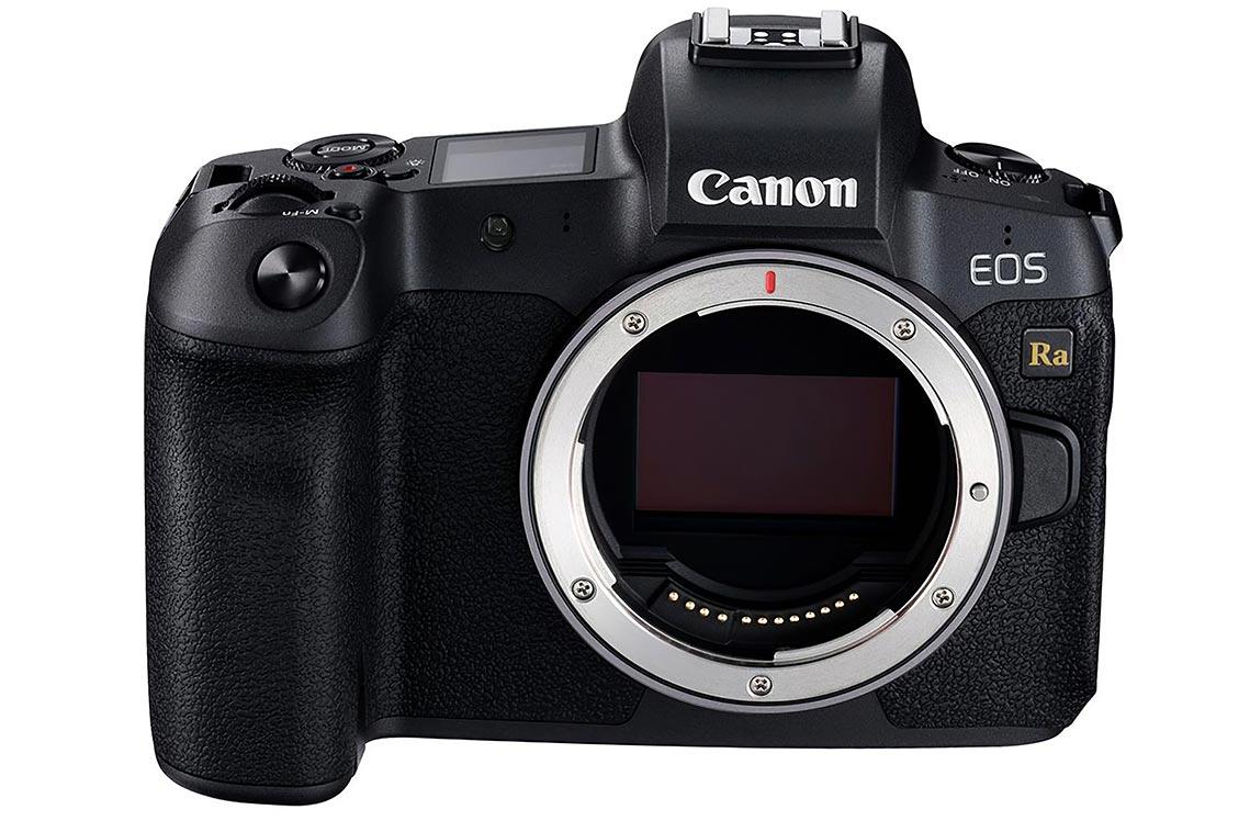 Canon EOS Ra 1st mirrorlens for astrophotohraphy | Беззеркальная камера Кэнон EOS Ra - подробности от Tengyart