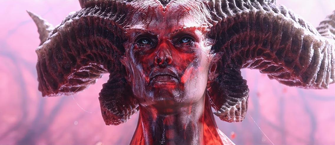 Diablo 4 Lilith 8K wallpaper and wallpeper 1140 pix (save from site, avtor - Tengyart)