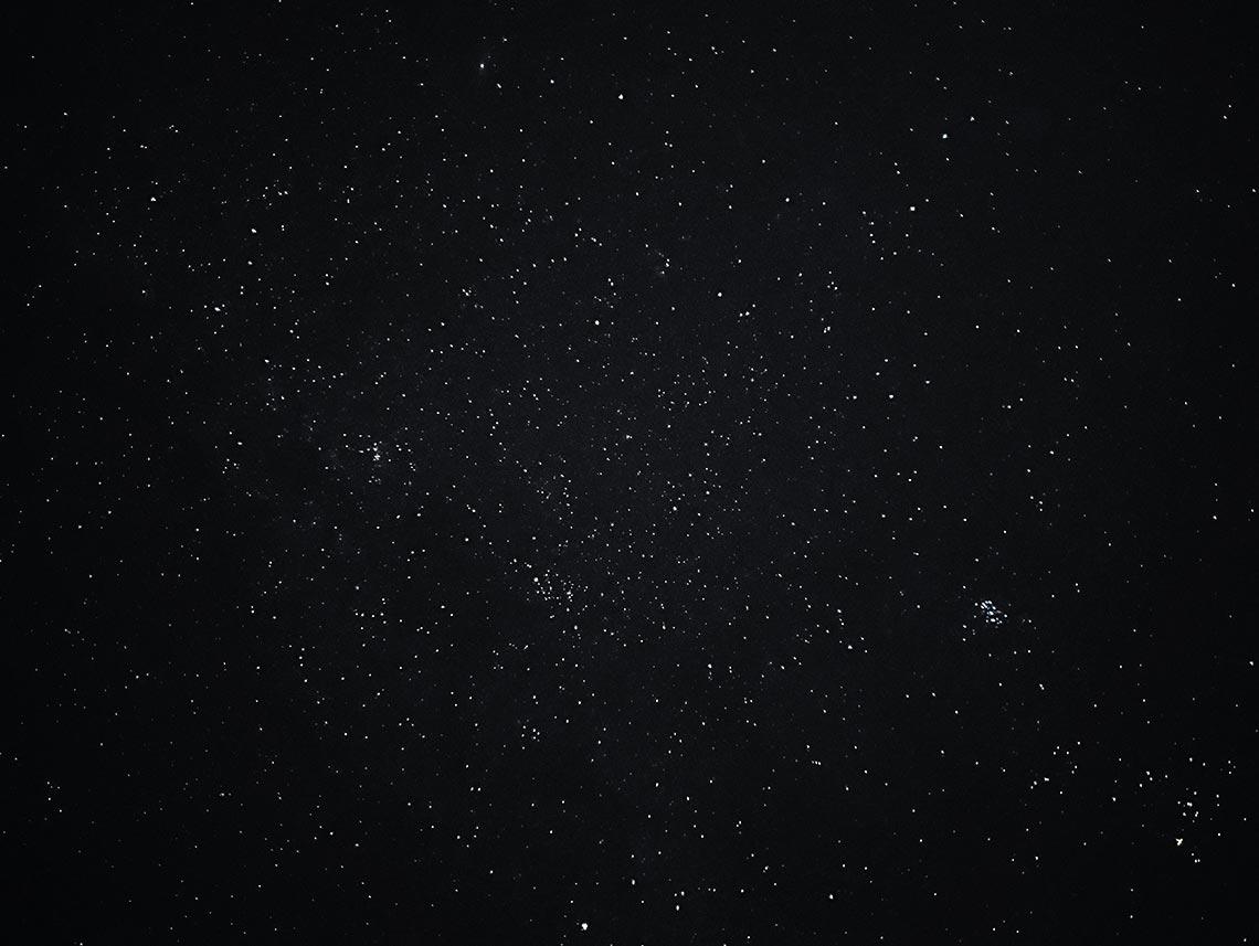 Фотосъёмка звёздного неба с помощью смартфона Realme XT