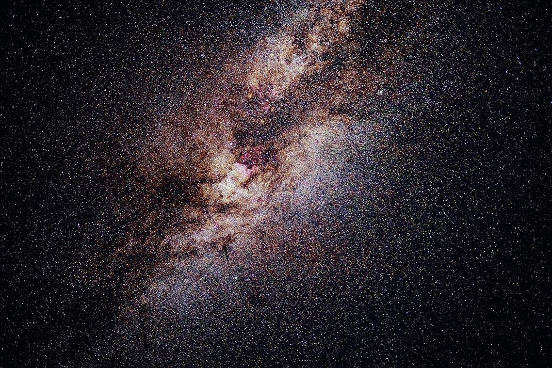 сайт бесплатных стоковых фотографий высокого разрешения со звёздным небом (галактикой Млечный Путь, Milky Way Galaxy)