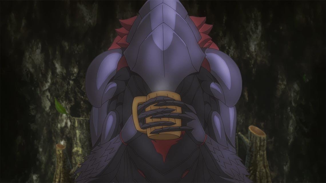 Мэйпл - главная героиня сериала Bofiri - после трансформации с использованием скилла Зверство