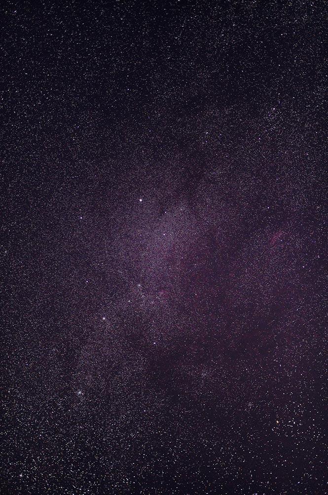 Звёздное небо, фотография крупным планом | фон для рабочего стола