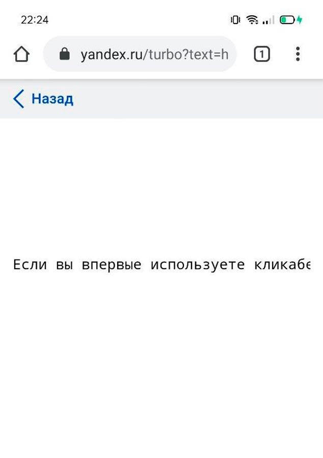Турбо-страницы Яндекс неправильно отображают форматированный код WordPress