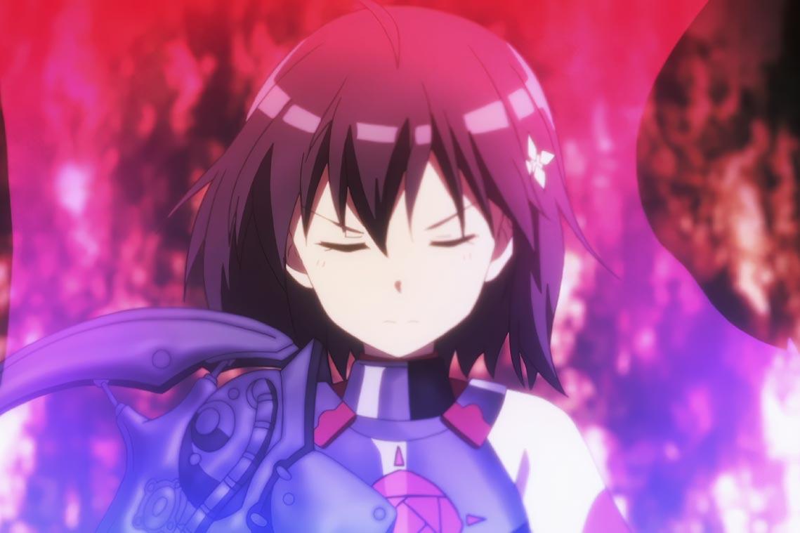 12 серия аниме Не люблю боль, поэтому собираюсь вложить всё в защиту (Bofuri) с русскими субтитрами от Tengyart
