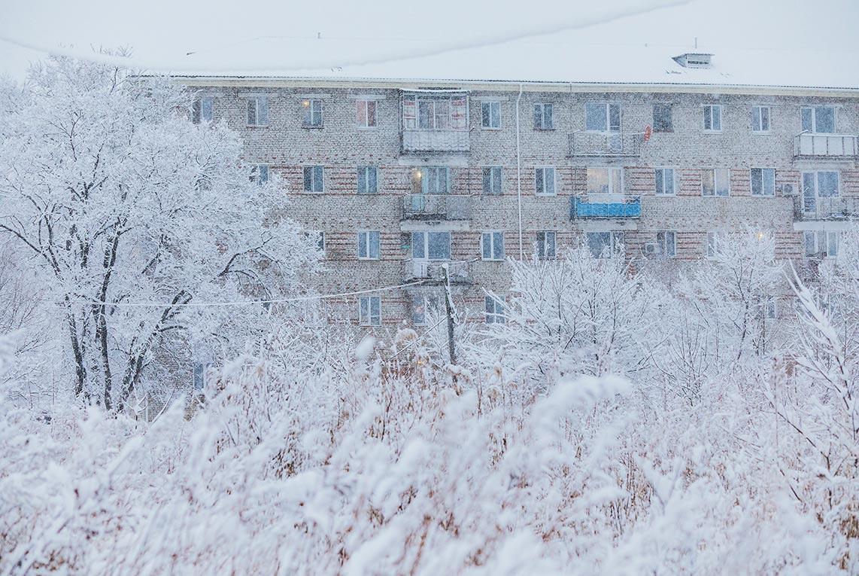 Почему не стоит менять объектив в метель - 5 советов по съёмке в снегопад от Мороза Олега (Tengyart)