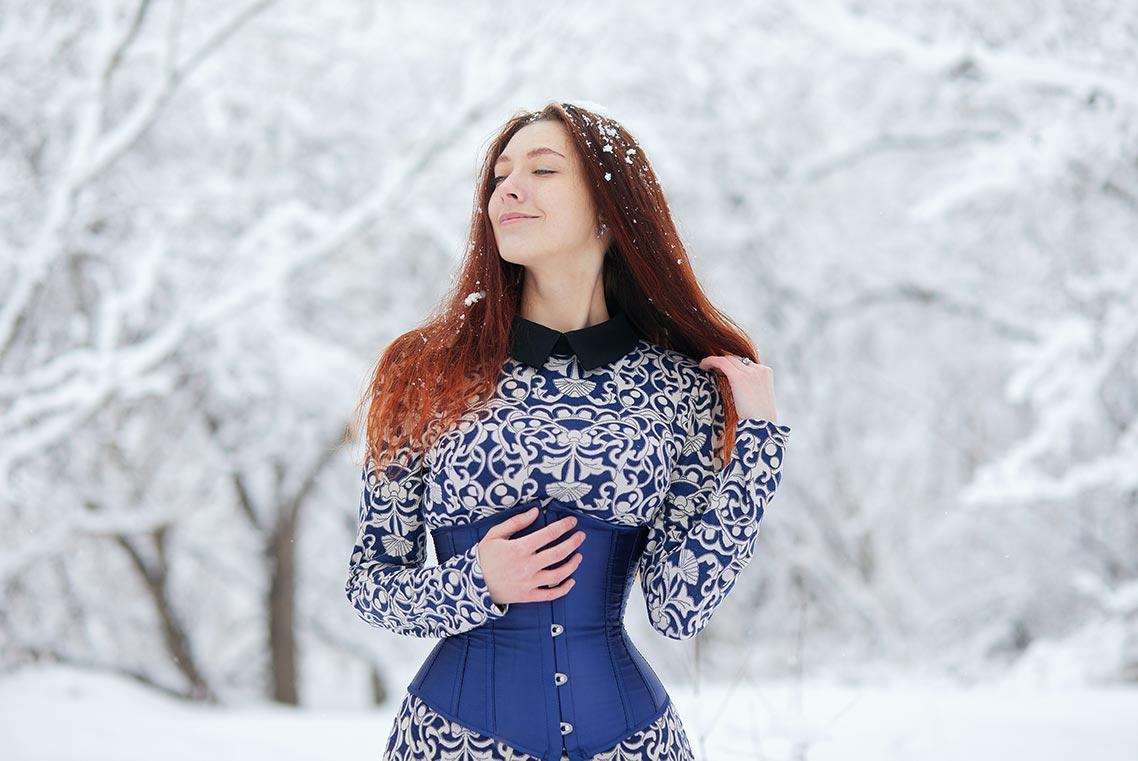 5 советов по съёмке портретов и пейзажей в снегопад, дождь и непогоду. Фотограф Олег Мороз (Tengyart), 2020 год