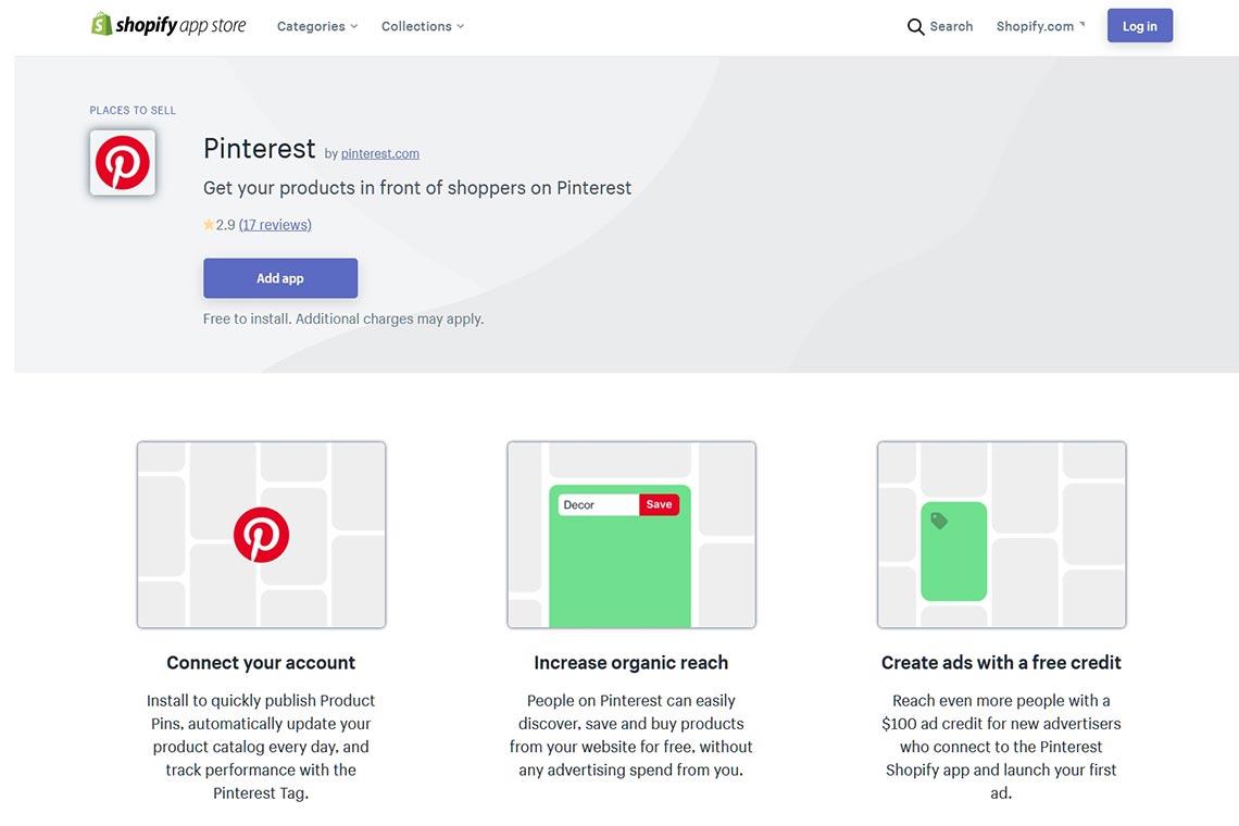 Pinterest для бизнеса и Shopify объединяются (информация о плюсах и минусах нового приложения для предпринимателей)