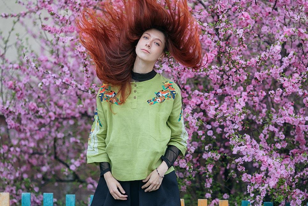 Как фотографировать девушек в прыжке с летающими волосами (инструкция от Tengyart)