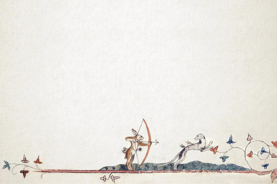 Pumped Up Kicks в стиле средневековой музыки от Hildegard von Blingin (на картинке изображена обложка клипа на YouTube)