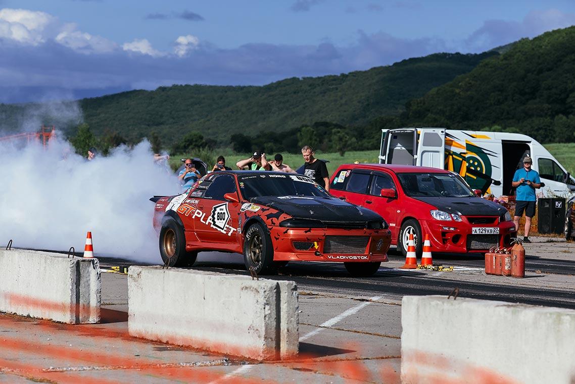 Drag Racing в Золотой Долине, фотоотчёт от 25 июля 2020 года
