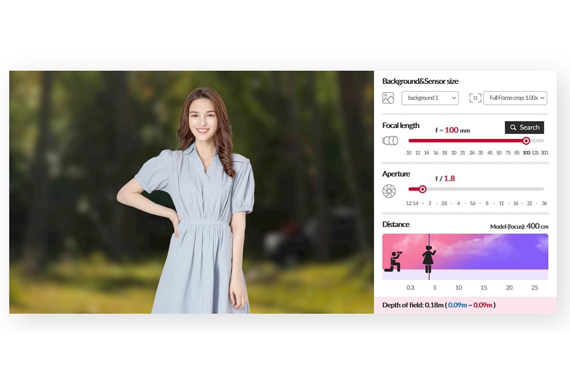 Симулятор объективов Samyang 2020 - обзор возможностей от Tengyart