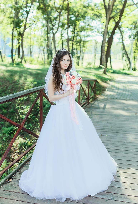 Фотосессия с невестой во Владивостоке