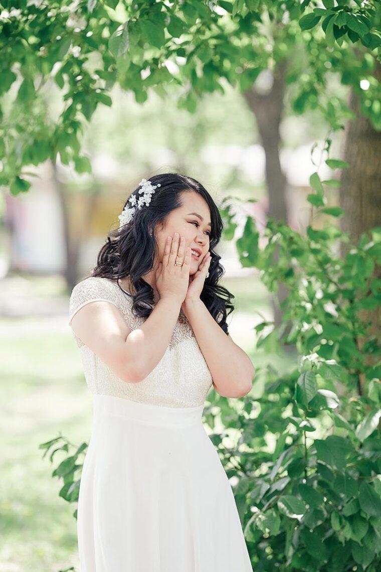 Бюджетная свадебная фотосессия в Находке