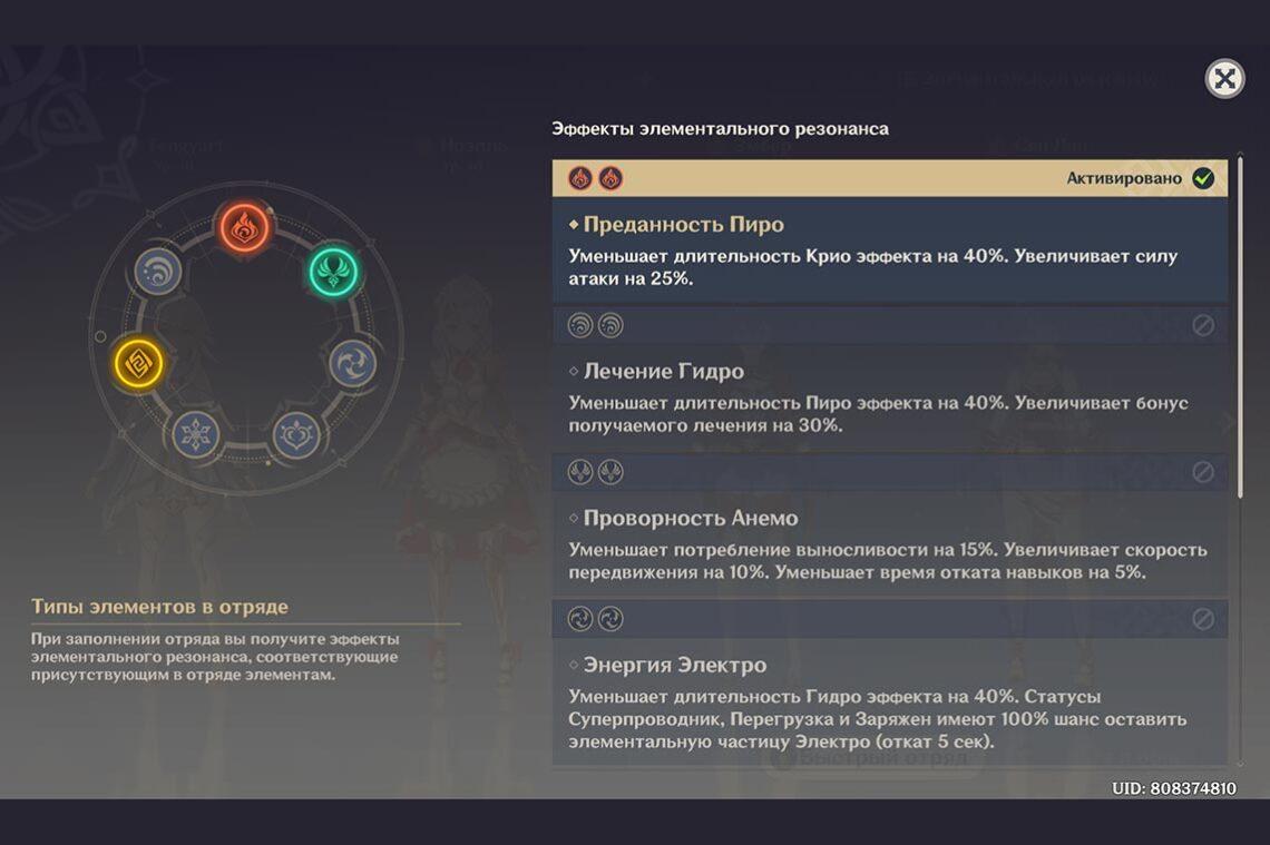 Как увеличить силу атаки на 25% в Genshin Impact? Инструкция от Tengyart