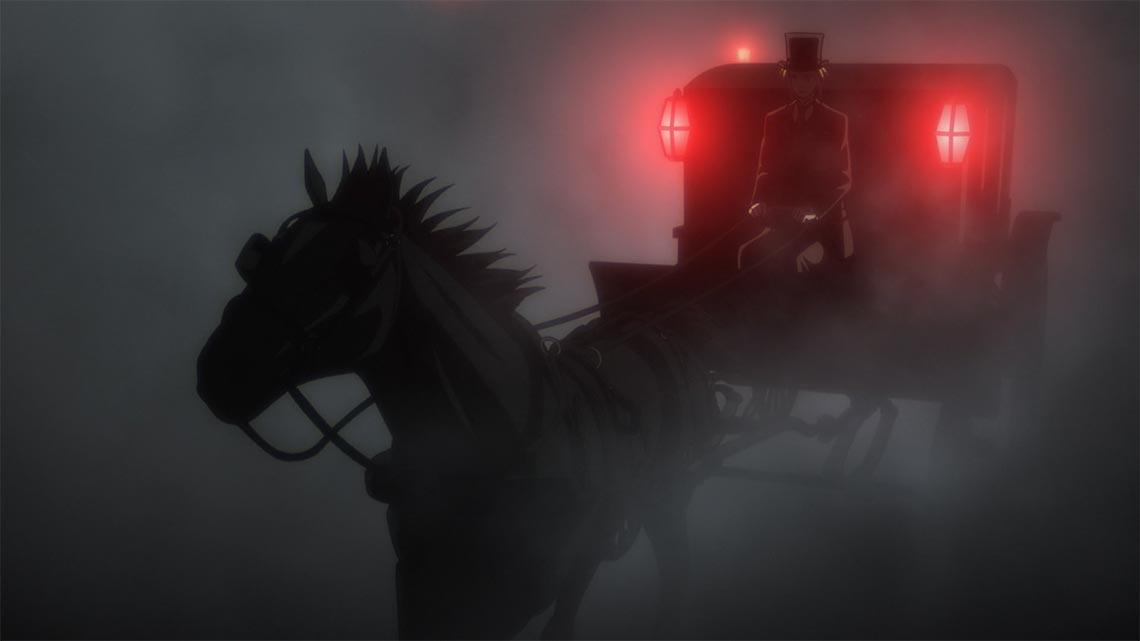 Мистическая и мрачная атмосфера сериала Патриотизм Мориарти
