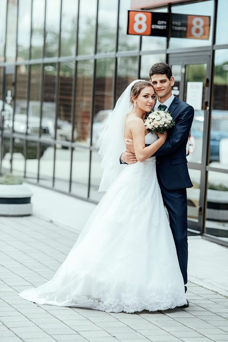 Свадебные фотосессии в Находке - фотограф Олег Мороз (Tengyart)