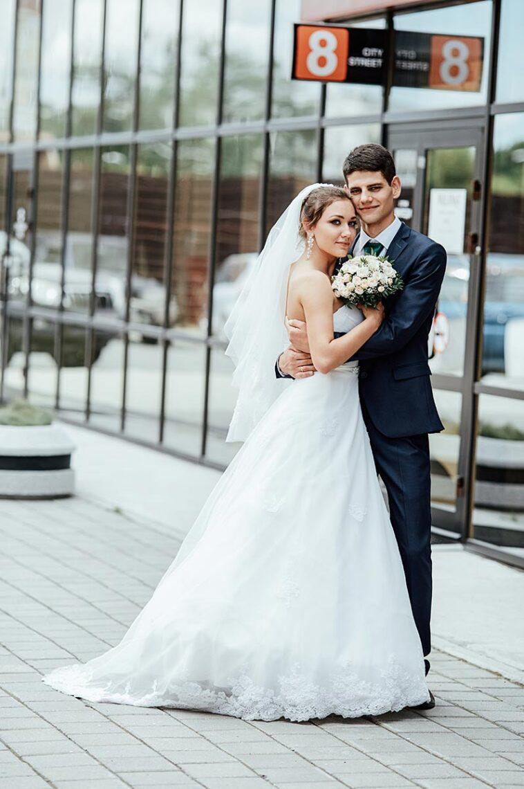 Свадебный фотограф город Находка - фотосъёмка в Сити-Центре