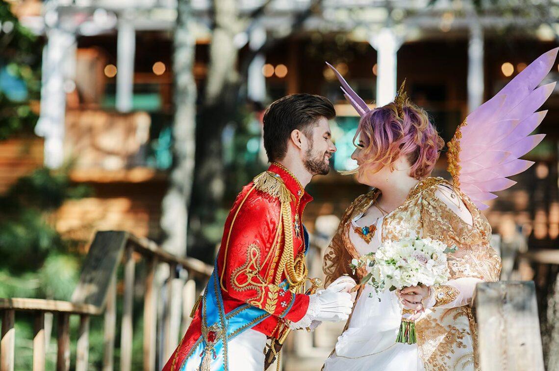 Стильные свадебные фотосессии во Владивостоке от фотографа Олега Мороза (Tengyart)