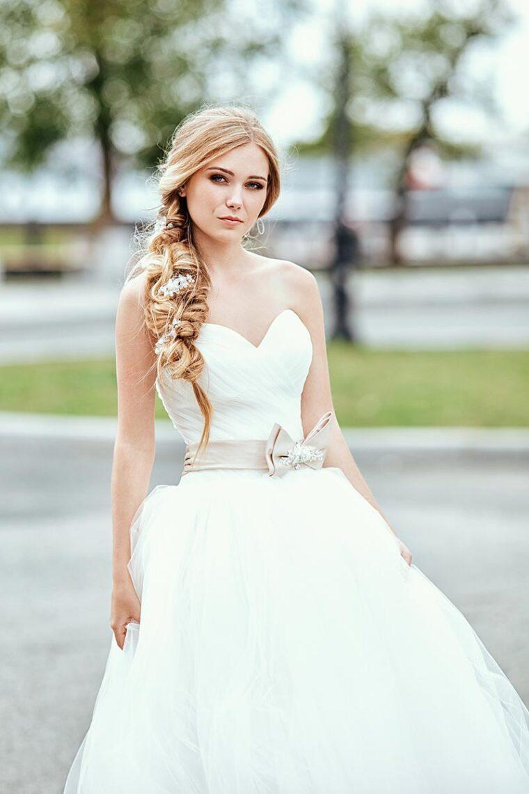 Фотосессия невесты во Владивостоке