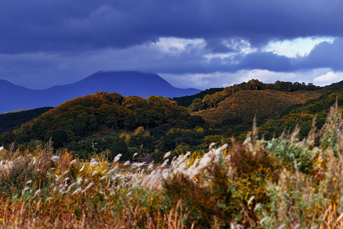 Осенние пейзажи Золотой Долины для печати и дизайна в высоком разрешении (фотограф Олег Мороз | Tengyart)