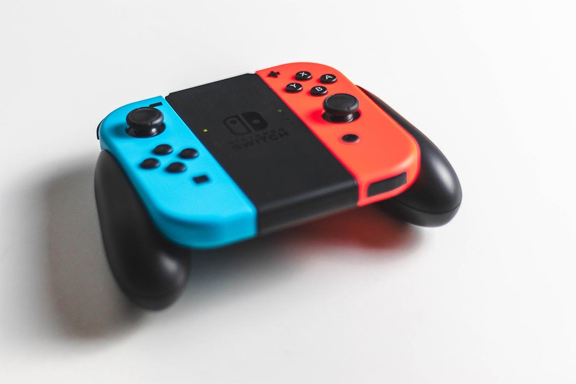 Продажи консоли Nintendo Switch в 2020 выросли на 80,9%
