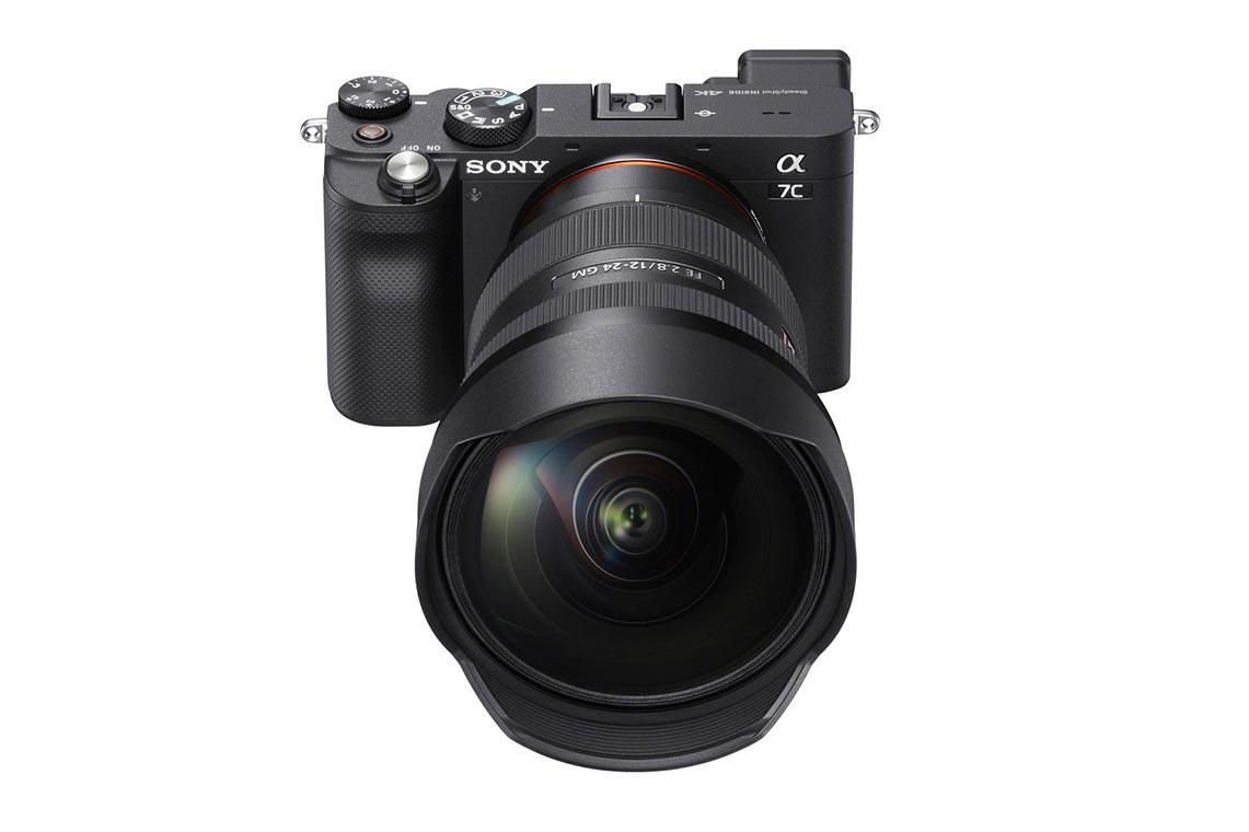 A7C - самая маленькая беззеркальная камера Sony со встроенной стабилизацией в 2020 году