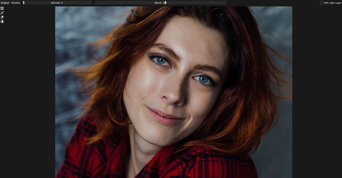 Минусы retouch4me Dodge&Burn в 2020 - 2021 году на примере ретуши портретного фото