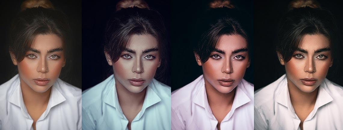 Пресеты Capture One 20 для инстаграмной обработки лицевых портретов